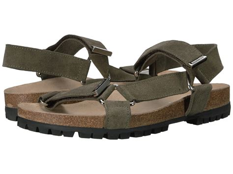 berks shoes dsquared2 berk suede sandal zappos luxury