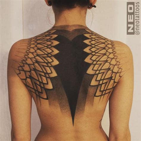 tattoo on black body blackout tattoo tattoo trends and tattoos and body art on