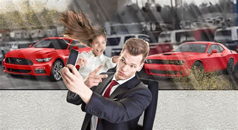 douche  car salesman finds love  hurricane