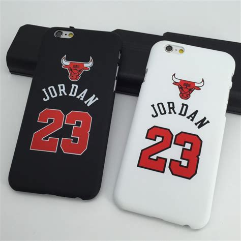 Mirror Basketball Nba Michael 23 For Iphone 6 phone cover sport nba brand michael 23 chicago basketball pattern cell phone cases
