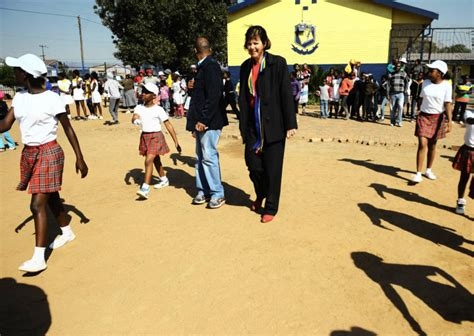 Mba Schools In Gauteng by Schools Delighted As Mec Drops By Iol News
