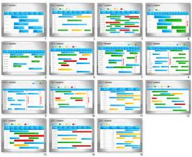 monthly gantt chart excel template 9 best images of downloadable monthly gantt chart month