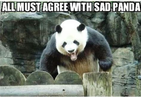 Sad Panda Meme - panda pick up lines meme impremedia net