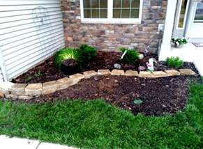 Small Area Garden Ideas Front Yard Landscaping Ideas On A Budget