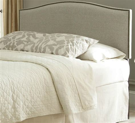 upholstered headboards with wood trim 15 gorgeous affordable upholstered headboards under 300