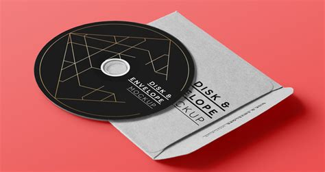 download resumes psd cd disk sleeve mock up psd mock up templates pixeden