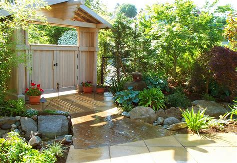 Idea For Backyard Cheap Backyard Landscaping Ideas Pictures Decosee