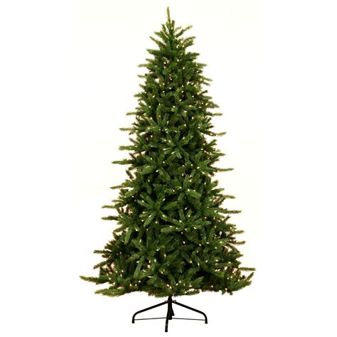 balsam fir prelit tree christmas lights etc