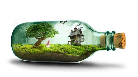 life in bottle
