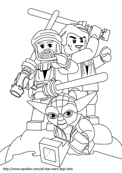 Star Trek Coloring Pages Star Wars Lego Coloring Pages Lego Wars Coloring Pages