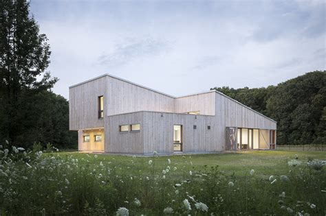 logic house warren woods passive house go logic archdaily
