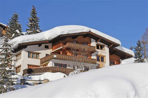 Lech Appartement Lech Winter Bilder Schneeh 246 Hen Appartements Andera