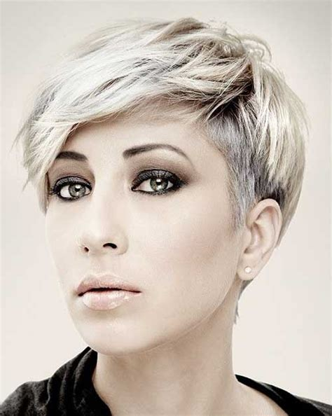 short cuts for thin faces 20 short haircuts for oval face short hairstyles