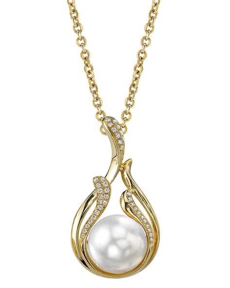 pearl pendants for jewelry south sea pearl layla pendant