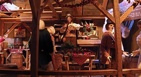 shop at charlotte christmas village is building a in romare bearden park christkindlmarkt 2016