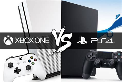 ps4 console vs xbox one ps4 vs xbox one is this why sony is beating microsoft in