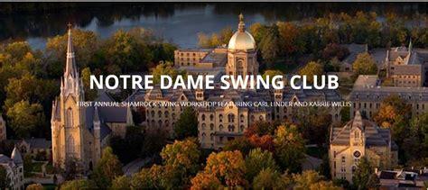 swing club notre dame swing club