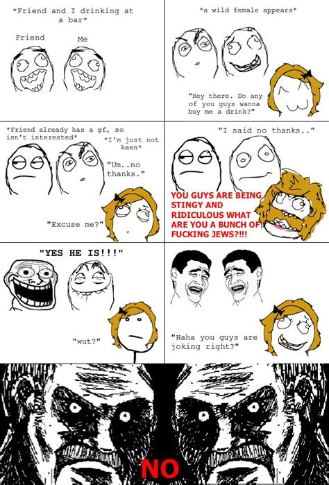 le wild female view more rage comics at http