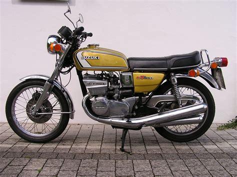 suzuki gt gallery classic motorbikes