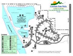 state parks in colorado map grand junction maps mappery