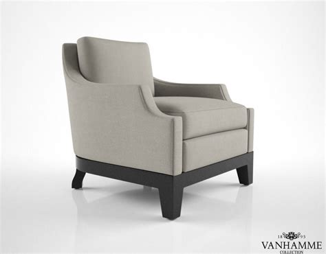 Cosy Armchair by Vanhamme Cosy Armchair 3d Model Max Cgtrader