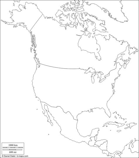 blank map of america pdf outline map of america notes for slc