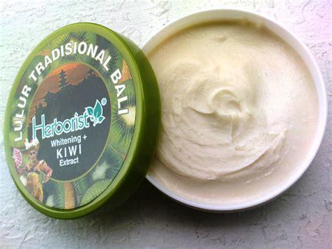 Parfum Herborist herborist scrub and lotion daily