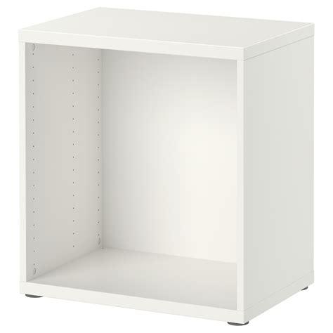 Besta 50 Cm by Best 197 Frame White 60x40x64 Cm Ikea