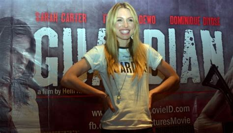 film action indonesia guardian sarah carter aktris hollywood yang ikut berakting di film