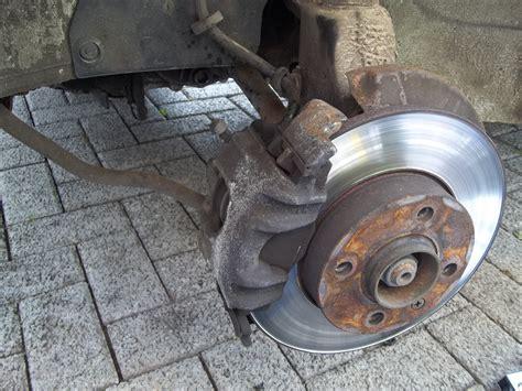 bremsscheiben wann wechseln vw polo 86c bremsbel 228 ge vorne wechseln grenzland scooter