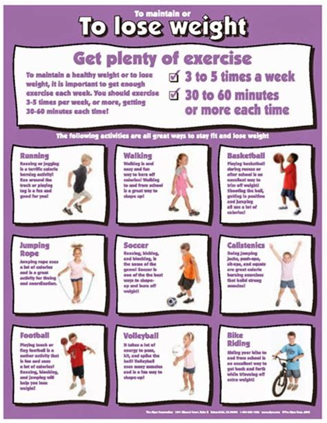 how to do a basic weight loss exercise program