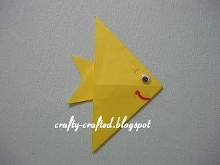 Origami Anything - crafts and anything origami fish