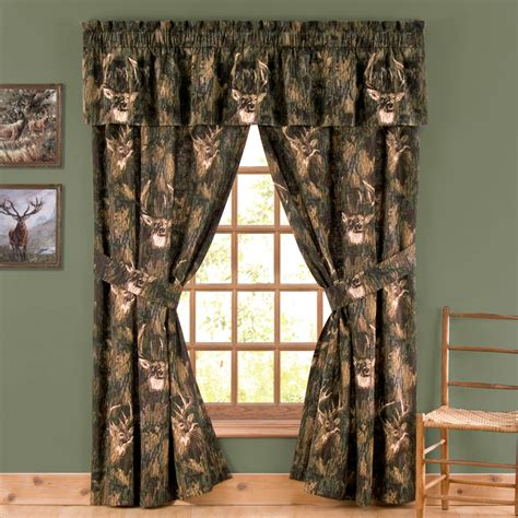 camo drapes camo curtains with an innovative look designinyou com decor