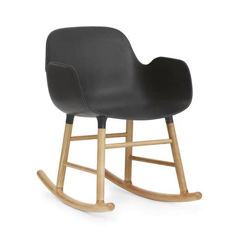 rocker armchair form rocking armchair by normann copenhagen