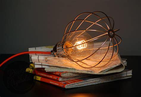 Designer Kitchen Hardware The Retro Industrial Bedside Lamp That Abigail Made