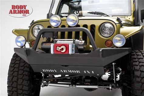 99 Jeep Wrangler Accessories Front Bumper For Jeep Wrangler Jk Sheet Metal Design Jk