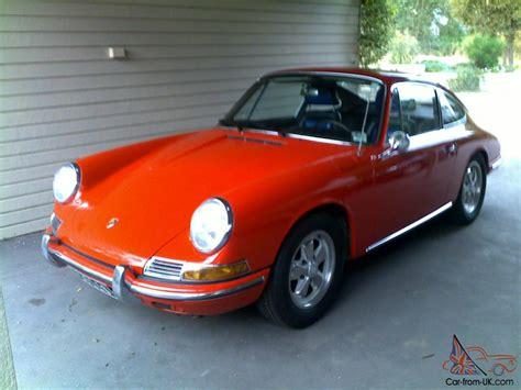 rare porsche 911 1967 porsche 911 rare swb