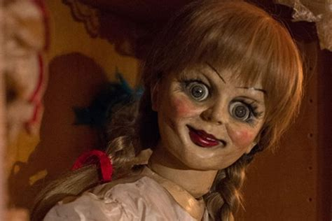 annabelle doll location annabelle reviews is this creepy doll worth skipping
