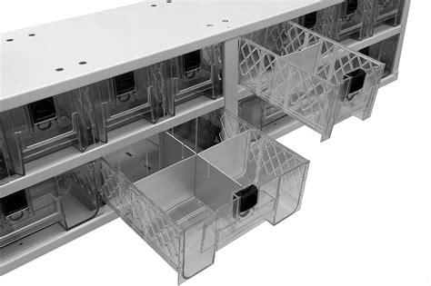 cassetti in plastica cassettiere per furgoni in emilia