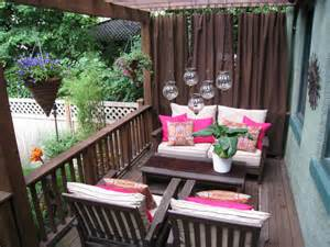 How To Create Privacy On A Patio by Creating Privacy On Decks And Patios The Hegseth Home Team