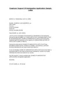 Template For Immigration Reference Letter by Letter Of Recommendation For Immigration Exles Best