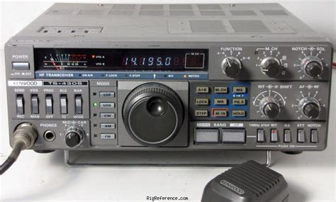 Kenwood Ts430s kenwood ts 430s specifications rigreference