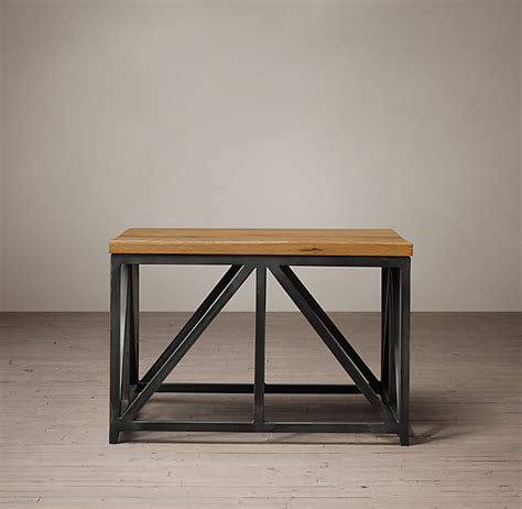 Restoration Hardware Side Table Restoration Hardware Rivington Side Table Decor Look Alikes