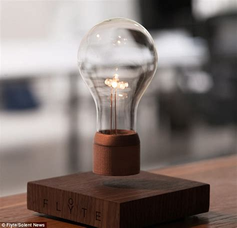 levitating bulb wireless flyte lightbulb levitates and lasts up to 22