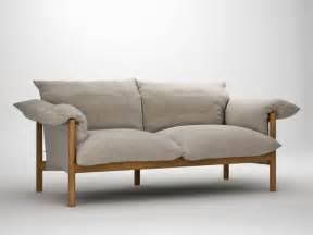 wilfred sofa 184 3d model jardan