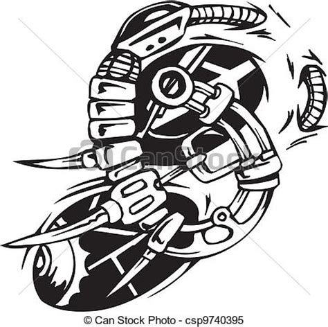 biomechanical tattoo designs free download biomechanical designs vector illustration design