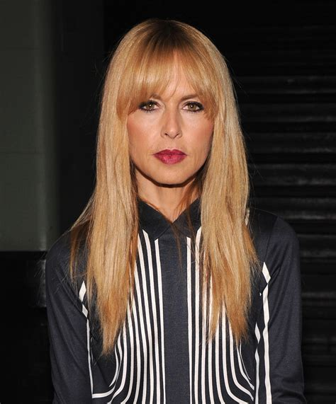 rachel zoe bangs deciding on whether or not to cut bangs take a look at