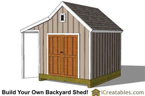 10x12 Sheds by 10x12 Shed Plans With Porch Cape Cod Shed New