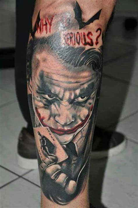 joker tattoo en el brazo 1000 images about why so serious tattoo on pinterest
