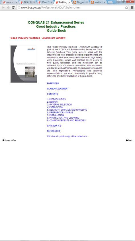 bca design and build contract jurukur bahan bca good industry practices